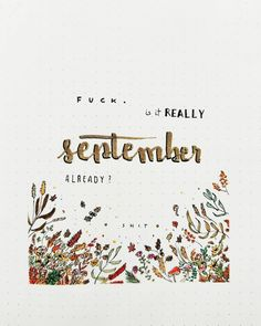 """sktchup: """"I started to keep a bullet journal to try and stay on top of my life. Spoiler, I'm already falling behind on it. """" sktchup: """"I started to keep a bullet journal to try and stay on top of my life. Spoiler, I'm already falling behind on it. Bullet Journal September Cover, Monthly Bullet Journal Layout, Keeping A Bullet Journal, Bullet Journal Cover Ideas, Bullet Journal Key, Bullet Journal Ideas Pages, Bullet Journal Spread, Journal Covers, Bullet Journal Inspiration"""
