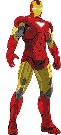Iron Man 2 Standee Iron Man by Kevin Vodka, via Flickr