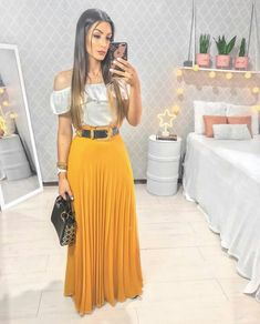 Swans Style is the top online fashion store for women. Shop sexy club dresses, jeans, shoes, bodysuits, skirts and more. Modest Dresses, Modest Outfits, Classy Outfits, Modest Fashion, Casual Outfits, Cute Outfits, Modest Wear, Kohls Dresses, Casual Dresses
