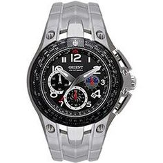 bf1ae2a8bb9 Relógios Masculino com Ofertas Incríveis no Submarino.com. Relógio  Masculino Orient Analogico Esportivo Flytech Titanium MBTTC002 P2GX