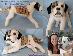A Creative Way To Keep The Memory Of A Deceased Pet Alive: HybridRastaMama.com