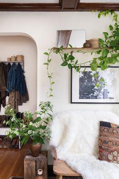 Bohemian interior | @invokethespirit