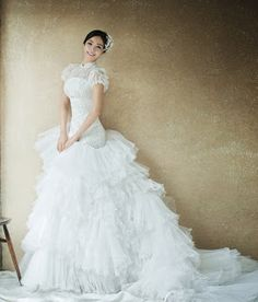 Korean wedding dresses corset wedding dresses and korean wedding