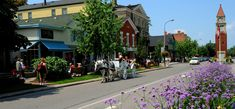 Niagara on the Lake - Romantic Getaways Niagara Falls History, Best Romantic Getaways, Turtle Pond, World Cities, Picnic Area, Summer Activities, Great View, Wonderful Places