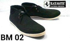 Black Mastes original handmade kode 02 size 39-43 Rp.175.000