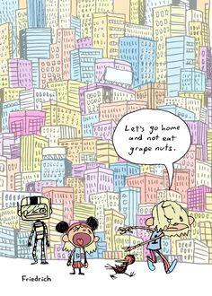 Sloppy Joe, Letting Go, Peanuts Comics, Diagram, Let It Be, Lets Go, Move Forward