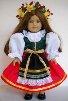 clothes Czech kroj folk dress