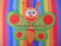 Baby Tv Cake, Fiestas Party, Baby Shawer, Character, Ideas, Molde, Mariana, Butterfly Decorations, Character Names