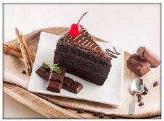 Como Rellenar Una Torta De Chocolate - [Tipos De Rellenos] Relleno, Cake, Desserts, Food, Chocolate Cobbler, Decorating Cakes, Sweets, Deserts, Kuchen