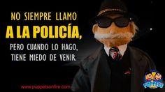 El Títere Más Interesante del Mundo presenta...! #meme #memesdivertidos #chistes #chistes #chistescortos #chistesdivertidos #losmejoreschistes #memes #funnymemes #títeres #titeres http://ift.tt/2mGYExL