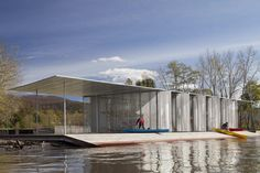 Hudson River Education Center And Pavilion_ Beacon NY_Architecture Research Office