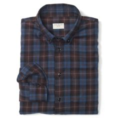Slim-Fit Plaid Edward - Club Monaco Slim Fit  - Club Monaco