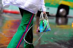 Paris – Rue des capucines. #Bag, #Details, #Fashion, #Fashionable, #FW17, #LouisVuitton, #PFW, #Street, #StreetStyle, #Style, #Woman, #Women Photo © Wayne Tippetts