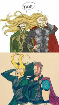 Loki and thor funny loki marvel, marvel comics e marvel avengers. Avengers Humor, Marvel Jokes, Funny Marvel Memes, Dc Memes, Funny Comics, Loki Funny, Marvel Avengers, Marvel Comics, Marvel Fanart