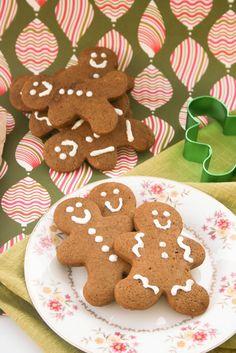 Krissy's Creations: Gingerbread Cookies