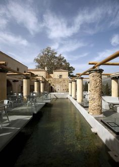 Gallery of Kinsterna Hotel & Spa / Divercity Architects - 5