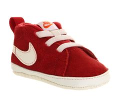 Nike Blazer Crèche Varsity Grand Voile Rouge