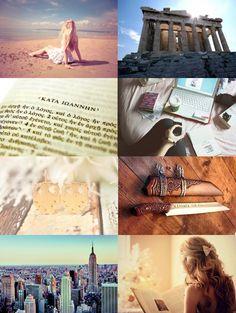 PJO/HoO Aesthetics: Annabeth Chase