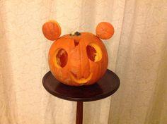 Sheina's pumpkin