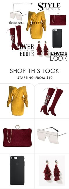 """Power Looks Are A Given"" by elevated-vibes on Polyvore featuring WithChic and LOFT"