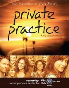 *2007/2013 - Private Practice | Sin cita previa