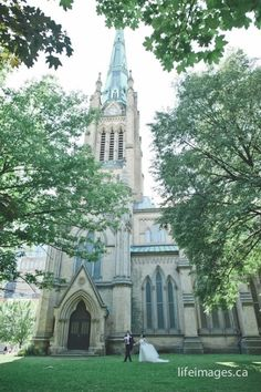 St James Cathedral Toronto Photographer: LifeImages