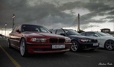Bmw e38 & by Shukran Pashali on 500px
