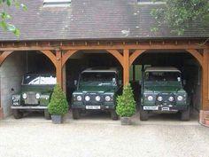 Land Rover Defender/Series