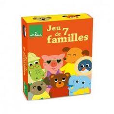 VILAC 7 families kwartet 4 jr+
