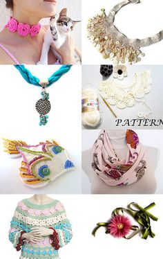 --Pinned with TreasuryPin.com Diy Sewing Projects, Art Projects, Cheap Designer Handbags, Toddler Outfits, Stuffed Animals, Assessment, Making Ideas, Collages, Crochet Necklace