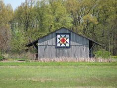 Brown Co., Oh quilt barn