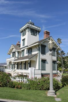 California - Los Angeles - Point Fermin Lighthouse