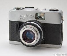 Beier: Beirette VSN Price Guide: estimate a camera value Antique Cameras, Old Cameras, Vintage Cameras, Viewfinder Camera, Camera Lens, Retro Photography, Photography Tips, Ddr Museum, Classic Camera