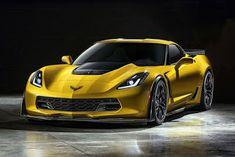 Мир авто.: Corvette C7 2017 года.