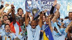 Manchester City - 2011-12 Premier League Champions