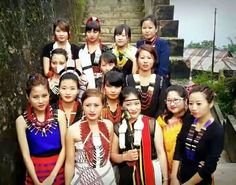 United colours of Nagaland!