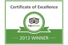 40 of the 50 best selling/rated timeshare resorts have a Trip Advisor 'Certificate of Excellence'!