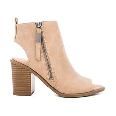Circus by Sam Edelman Kammi Bootie ($82) ❤ liked on Polyvore featuring shoes, boots, ankle booties, booties, high heel booties, short high heel boots, circus by sam edelman, ankle boots and circus by sam edelman booties