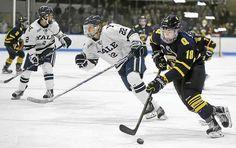 Bobcats Hockey Blog: Quinnipiac ends regular season on high note in 4-1...