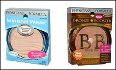 WIN IT WEDNESDAY AT PHYSICIANS FORMULA Today you can WINMineral Wear Talc-Free Airbrushing Bronzer or Bronze Booster BB Bronzer!