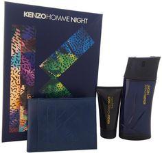 Wholesale Kenzo - Kenzo Homme Night (3 Pc Gift Set) (Case of 1)