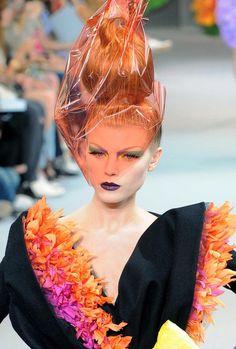 Christian Dior haute couture f/w 2010 #color