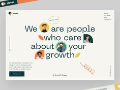 Clever studio by Afterglow on Dribbble Website Layout, Web Layout, Layout Design, Design Agency, Branding Design, Logo Design, Branding Ideas, Website Design Inspiration, Graphic Design Inspiration