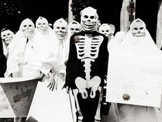 Halloween, 1938 -- but weren't these guys in an episode of SHIELD recently?