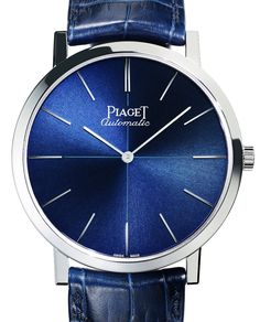 "Piaget Altiplano 60th Anniversary Watches In An Automatic 43mm & Manual-Wind 38mm - by Michael Penate - There are two new pieces to discuss here. Learn more about them at: aBlogtoWatch.com - ""With a rich history and a reputation for manufacturing svelte, elegant watches, Piaget stands out as a brand with true style. From ultra-thin skeletonized timepieces to their legendary 9P movement, they continue to maintain a dedicated following while mastering the art of highly engineered movements..."""
