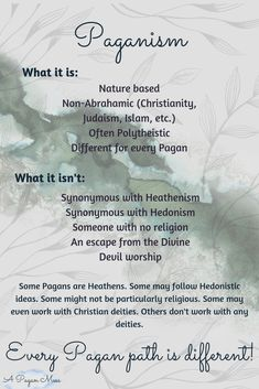 What is Paganism? - A Pagan Mess Odin Norse Mythology, Norse Pagan, Pagan Witch, Wiccan, Witches, What Is Paganism, Satanic Rules, Celtic Paganism, Viking Quotes