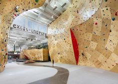 Brooklyn boulders exist to inspire active workspace
