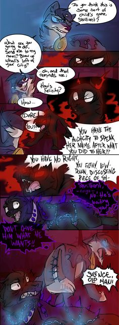 The Beginning of an Era Page 27 by Loopy44.deviantart.com on @DeviantArt