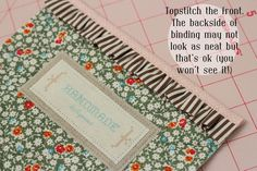 pretty little potholder tutorial :: a DIY step-by-step guide (nanaCompany) Easy Sewing Projects, Sewing Projects For Beginners, Sewing Hacks, Sewing Tutorials, Sewing Crafts, Scrappy Quilt Patterns, Potholder Patterns, Quilting Ideas, Diy Step By Step
