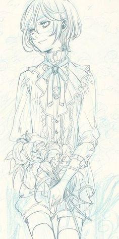 Alois Trancy - Black Butler - Kuroshitsuji